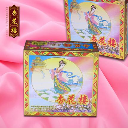 星巴克月饼团购_杏花楼月饼-精装纸盒